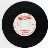 Alton Ellis - Blackman Word / Alton Ellis & Lloyd - I Can't Stand It (Treasure Isle) UK 7""